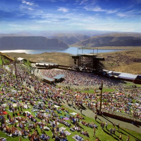Weedist Destinations: Gorge Amphitheatre
