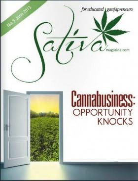Sativa Magazine: Educating Ganjapreneurs