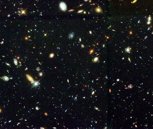 High Scientist: The Mind-Blowing Size of The Universe ...