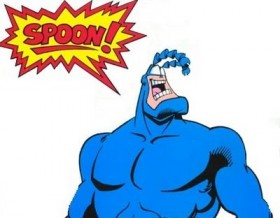 Great TV While High: The Tick: The Animated Series