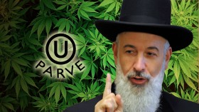 Medicinal Marijuana is Now Officially Kosher