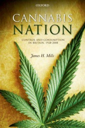 Chronicle Book Review: Cannabis Nation and Marijuanamerica