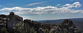 Weedist Destinations: Devil's Head Fire Lookout and Trail
