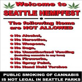 Help Hempfest Be a Happy Highlight of 2013