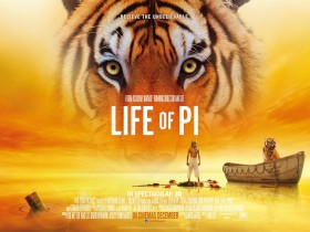 Great Movies While High: Life of Pi