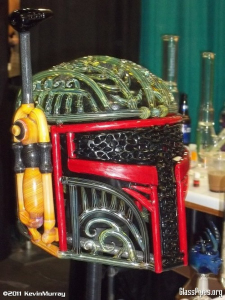 Piece Of The Week Helmet Bongs Weedist
