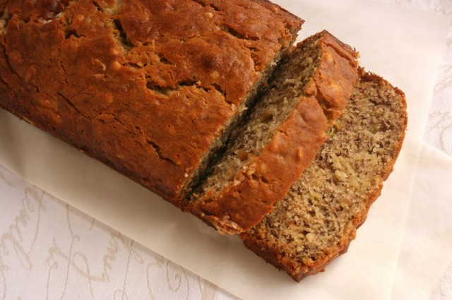 Great Recipes While High: Banana Bread (Medicated Optional), Source: http://www.stephmodo.com/2010/10/best-banana-bread-recipe.html