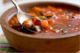 Great Edibles Recipes: Sassy Chorizo Vegetable Soup