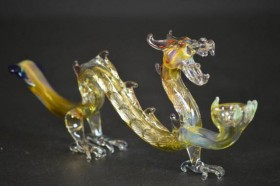 Piece of the Week | Chinese Dragon Smoking Pipes