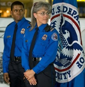 TSA Personnel - Weedist