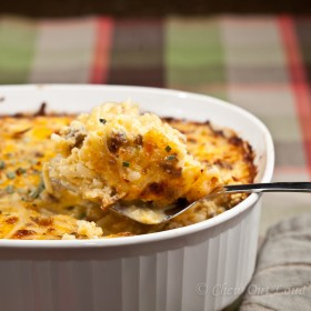 Great Edibles Recipes: Medicated Cheesy Potato Casserole
