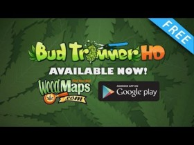 Stoner App Review: Bud Trimmer HD