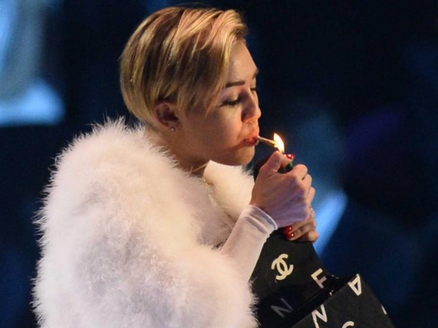 Miley Cyrus: The New Face of Marijuana?