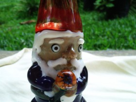 Piece of the Week | Smoking Garden Gnomes: Chillum and Pipe