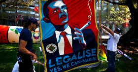 Ending the War on Pot Is Obama's Last Chance for a Legacy