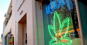 LA Cracks Down on Marijuana Shops