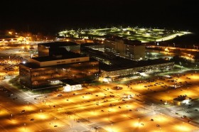 Aerial Photos of NSA and U.S. Intelligence Agencies