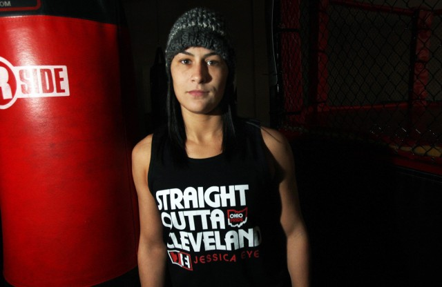 UFC Fighter Jessica Eye Stripped of Win for Cannabis