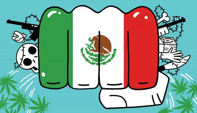 Mexico Lawmakers Push for Decrim, WA Lawmakers Attack MMJ… Again.