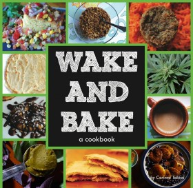 "Book Review: ""Wake and Bake: a Cookbook"""