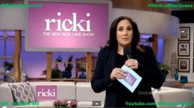 How Cannabis Can Save Cancer-Stricken Kids: An Introduction to 'Weed the People,' by Ricki Lake