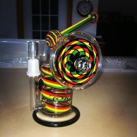 Instafire: Toro Glass Head Piece