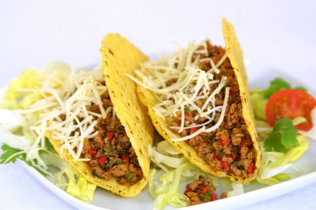 Great Edibles Recipes: Cannabis Tacos