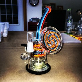 Instafire: Toro Glass Fully Worked Head Rig