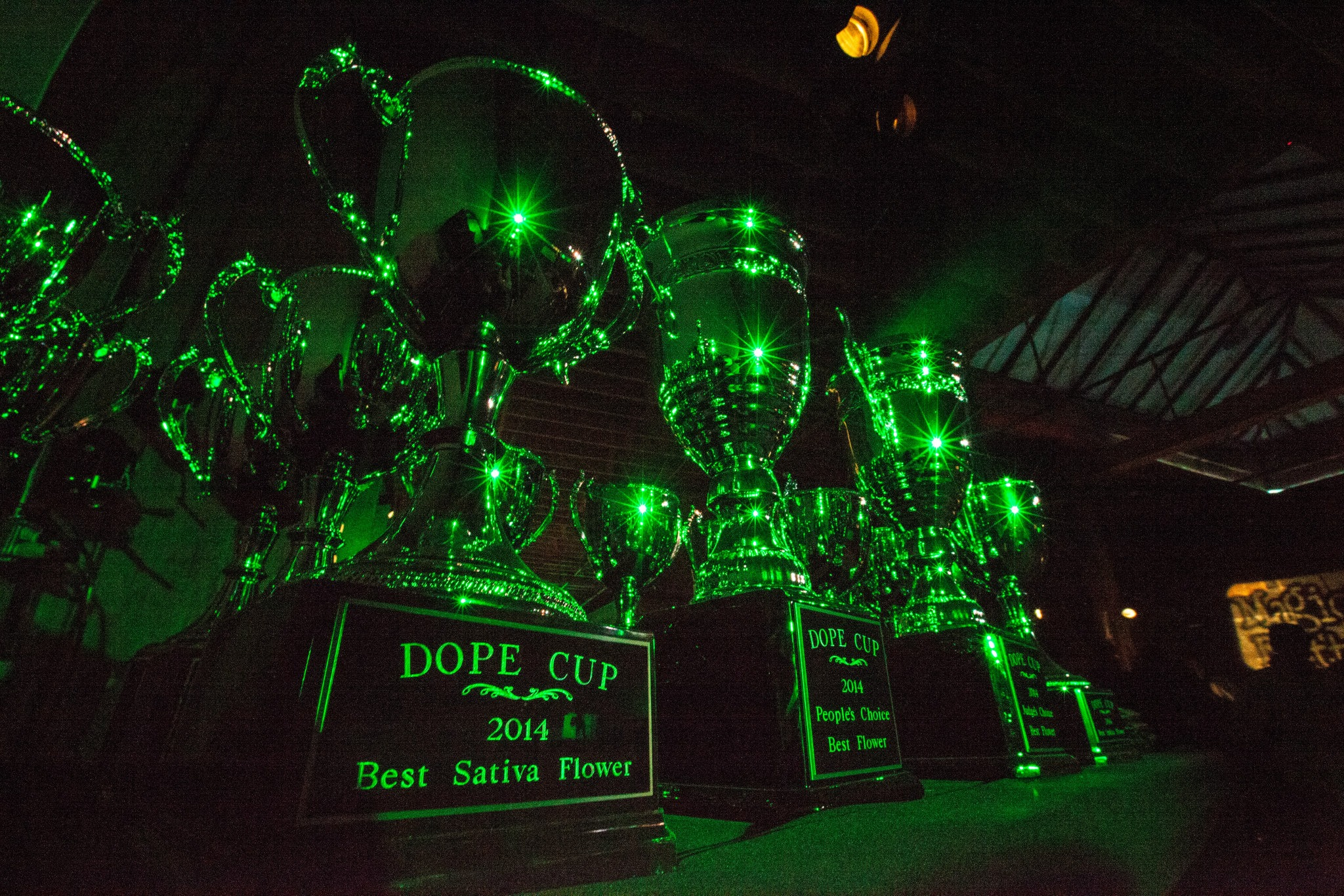 Dope Cup Trophies