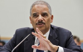 Eric Holder Testifies Before Congressional Committee, Fields Questions on Pot (Video)