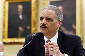 Eric Holder Would Be 'Glad to Work With Congress' to Reschedule Marijuana