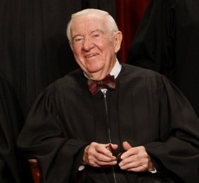 Retired Supreme Court Justice Stevens: Feds Should Legalize Marijuana
