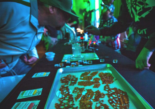 Weedist Destinations: 3rd Annual Dope Cup Seattle Dab Scene - Weedist