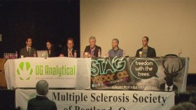 Portland MS Society Hosts First MMJ Symposium