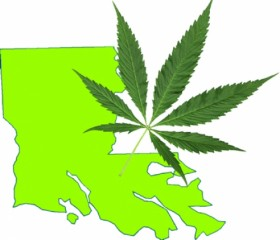 Louisiana Legislature Approves Modest Marijuana Policy Reform, Source: http://growlandia.com/marihuana/louisiana-legaliza-la-marihuana/