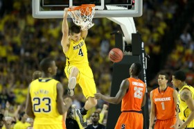 Mitch McGary Declares for NBA After NCAA Marijuana Suspension