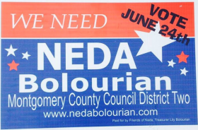 NORML PAC Endorses Neda Bolourian for Montgomery County Council