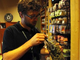 Strictly Business: Marijuana Debate Far From Over