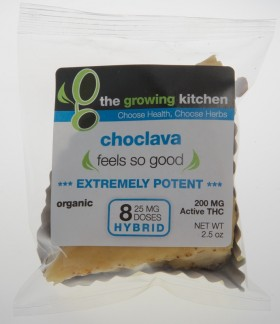 Edibles Review: Choclava by The Growing Kitchen