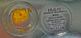 My Favorite Strains: Nelson Mandela Wax (Dabs)