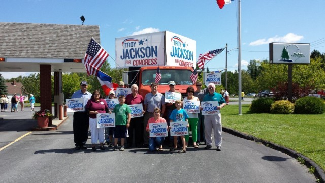 troy jackson maine congress - marijuana reform, NORML PAC Endorses Troy Jackson in Maine 2nd CD Primary, Source: https://www.facebook.com/TroyJacksonForCongress