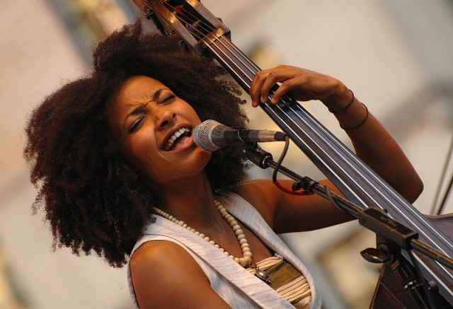 Great Music While High: Esperanza Spalding