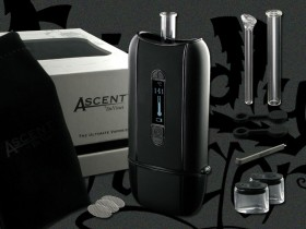 Product Review: Da Vinci Ascent Vaporizer