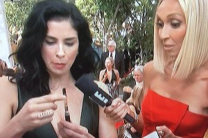 Best Substance Emmy Goes to Cannabis, Source: http://nypdecider.files.wordpress.com/2014/08/sarah-silverman-vape.jpg?w=600&h=401&crop=1