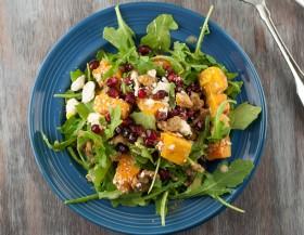 Great Edibles Recipes: Buddernut Squash Salad