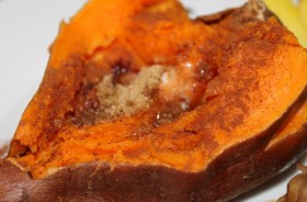 """Great Edibles Recipes: Perfectly """"Baked"""" Sweet Potatoes"""