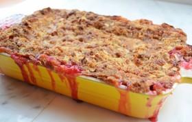 Great Edibles Recipes: Raspberry Peach Cannabis-Cobbler