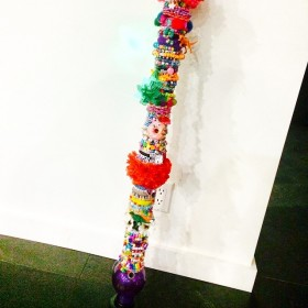 Miley Cyrus Has Crafted a 5-Foot-Tall Bong