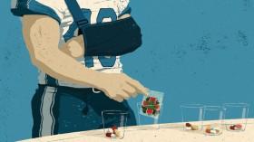 NFL Player Poll: Pot Not as Dangerous