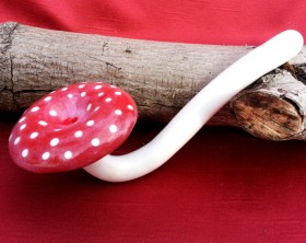 Piece of the Week | Psychedelic Mushroom Pipes